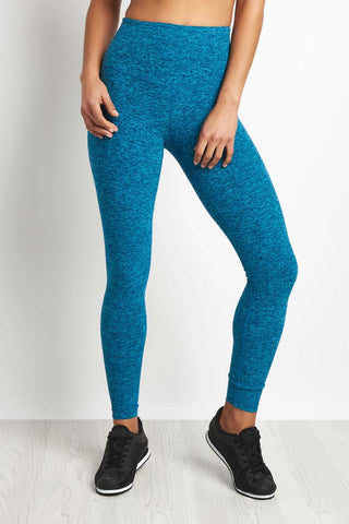 Beyond Yoga Spacedye High Waisted Legging Tahiti Teal/Amalfi Coast image 1 - The Sports Edit
