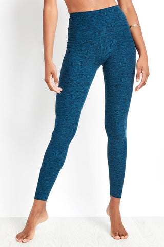 Beyond Yoga Spacedye Take Me Higher Legging - Deep Sapphire image 1 - The Sports Edit