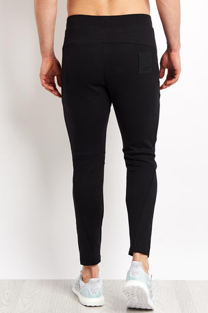 Calvin Klein Performance Knitted Pants - Black image 2 - The Sports Edit