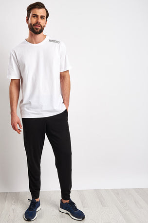 Calvin Klein Performance Logo Print T-shirt - White image 4 - The Sports Edit