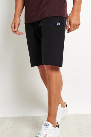 Champion Champion Reverse Weave Long Shorts - Black image 1 - The Sports Edit
