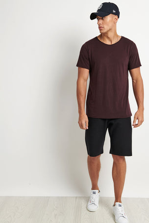 Champion Champion Reverse Weave Long Shorts - Black image 4 - The Sports Edit