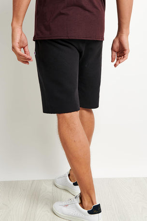 Champion Champion Reverse Weave Long Shorts - Black image 2 - The Sports Edit