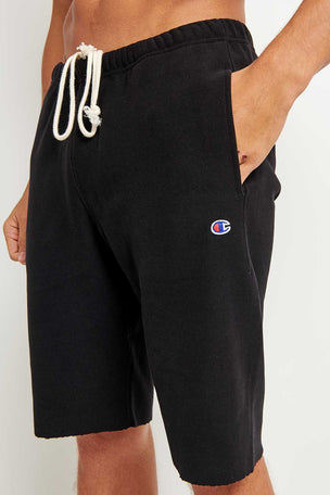 Champion Champion Reverse Weave Long Shorts - Black image 3 - The Sports Edit