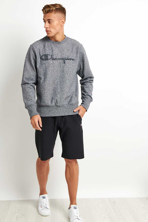 Champion Outline Script Logo Reverse Weave Sweatshirt image 4 - The Sports Edit