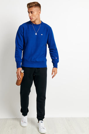 Champion Champion Reverse Weave Sweatshirt - Cobalt image 4 - The Sports Edit