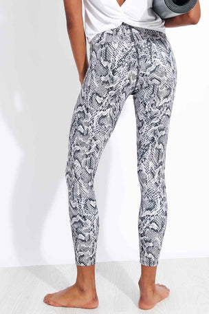 Dharma Bums Aliyah High Waist Printed 7/8 Legging image 3 - The Sports Edit
