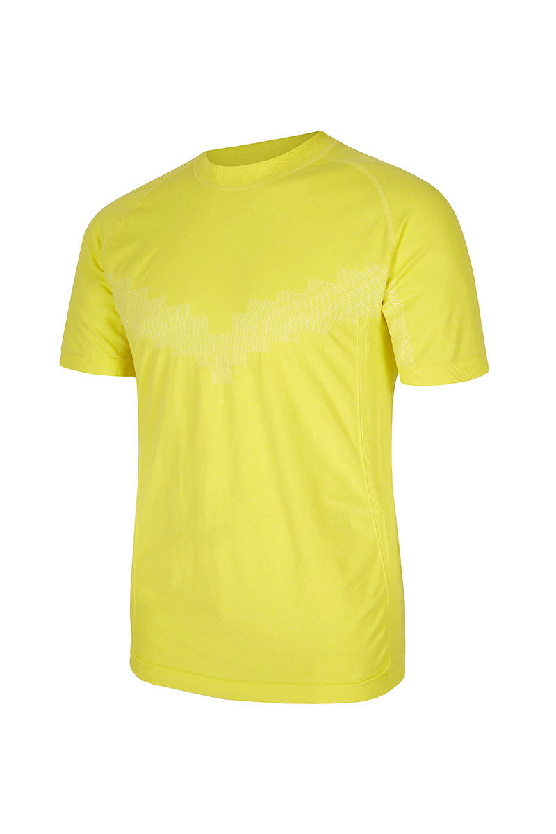 Every Second Counts Warrior Tee Yellow image 5 - The Sports Edit