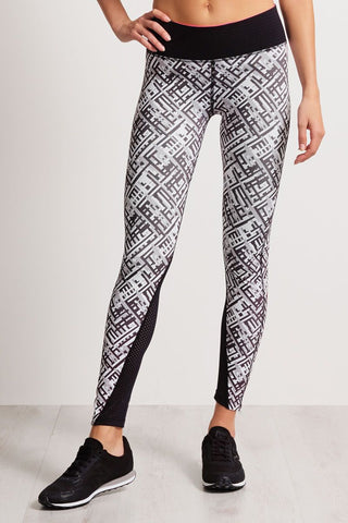 Every Second Counts Make It Happen Leggings image 1 - The Sports Edit