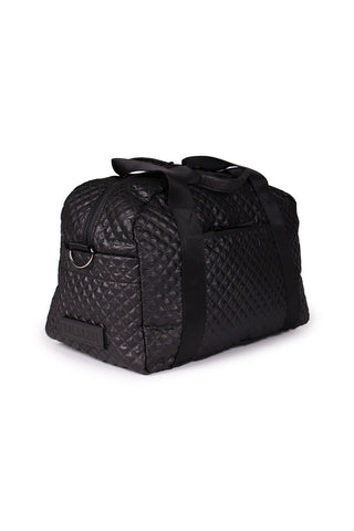 Balsa201 Easy Tote Black Quilted image 2