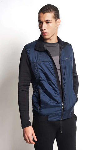 Falke RU Jacket AV - Space Blue image 1 - The Sports Edit