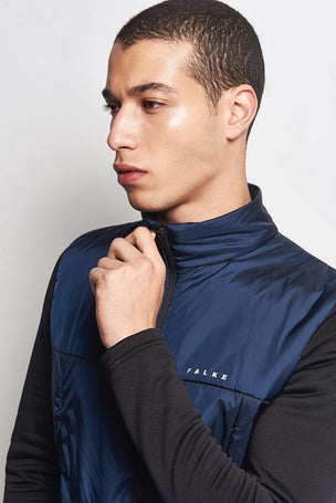Falke RU Jacket AV - Space Blue image 3 - The Sports Edit