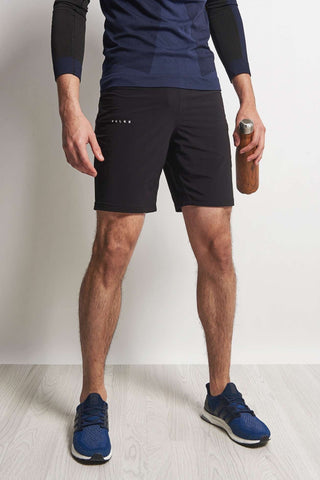 Falke RU Shorts - Black image 1 - The Sports Edit