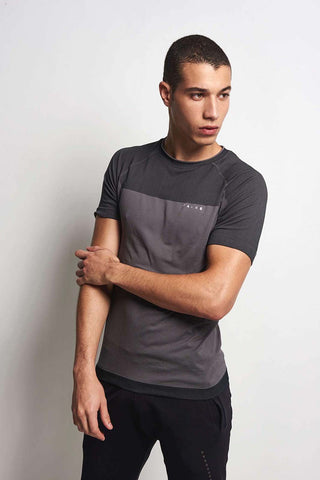 Falke RU T-Shirt Bicolour image 1 - The Sports Edit