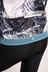 adidas X Stella McCartney Run Palm Jacket Black/White image 4