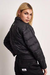 adidas X Stella McCartney Essentials Padded Jacket Black image 3