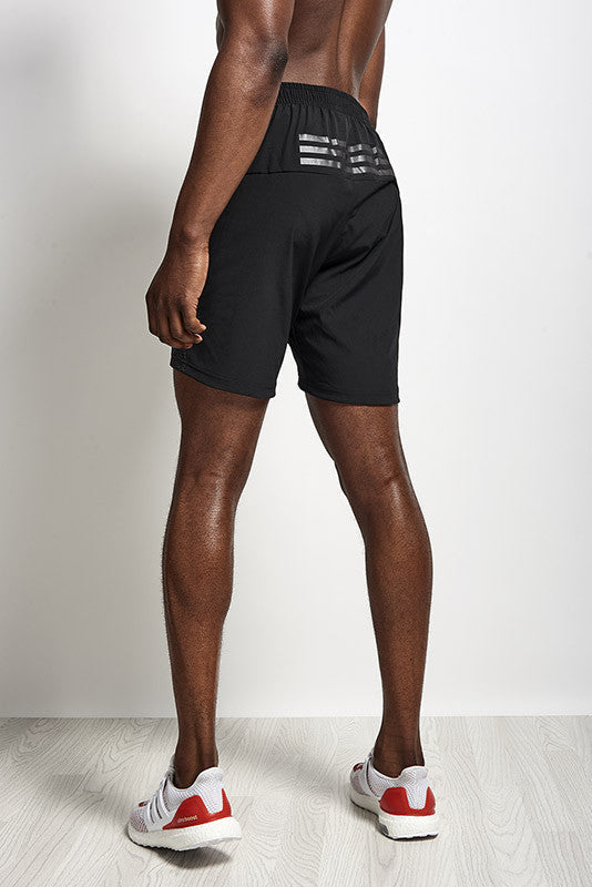 ADIDAS Supernova Short - Black image 3 - The Sports Edit