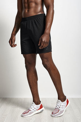 ADIDAS Supernova Short - Black image 1 - The Sports Edit