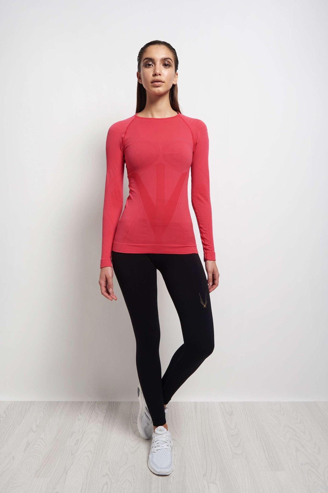 Falke Longsleeved Tight Fit Rose image 1
