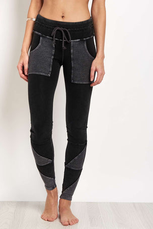 Free People Movement Kyoto Legging Washed Black image 1 - The Sports Edit