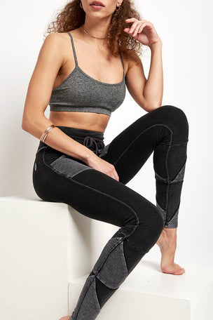 FP Movement Kyoto Legging Washed Black image 3 - The Sports Edit