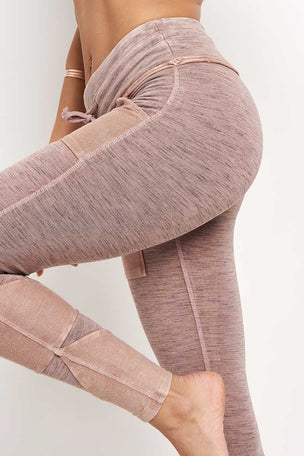 FP Movement Kyoto Legging Rose image 3 - The Sports Edit