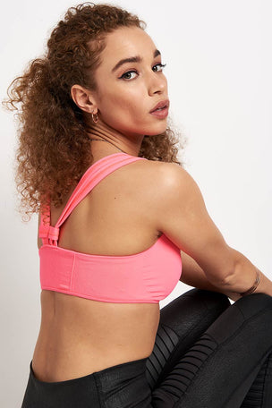 FP Movement Raider Seamless Bra Coral image 3 - The Sports Edit