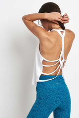 FP Movement Slay Tank White image 1 - The Sports Edit
