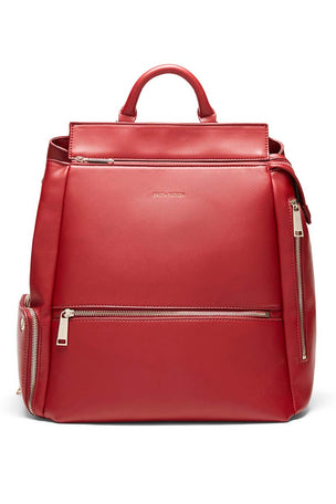 Fact+Fiction Charli Backpack Red image 1 - The Sports Edit