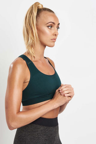 Falke Bra Top Low Madison Holly image 1 - The Sports Edit