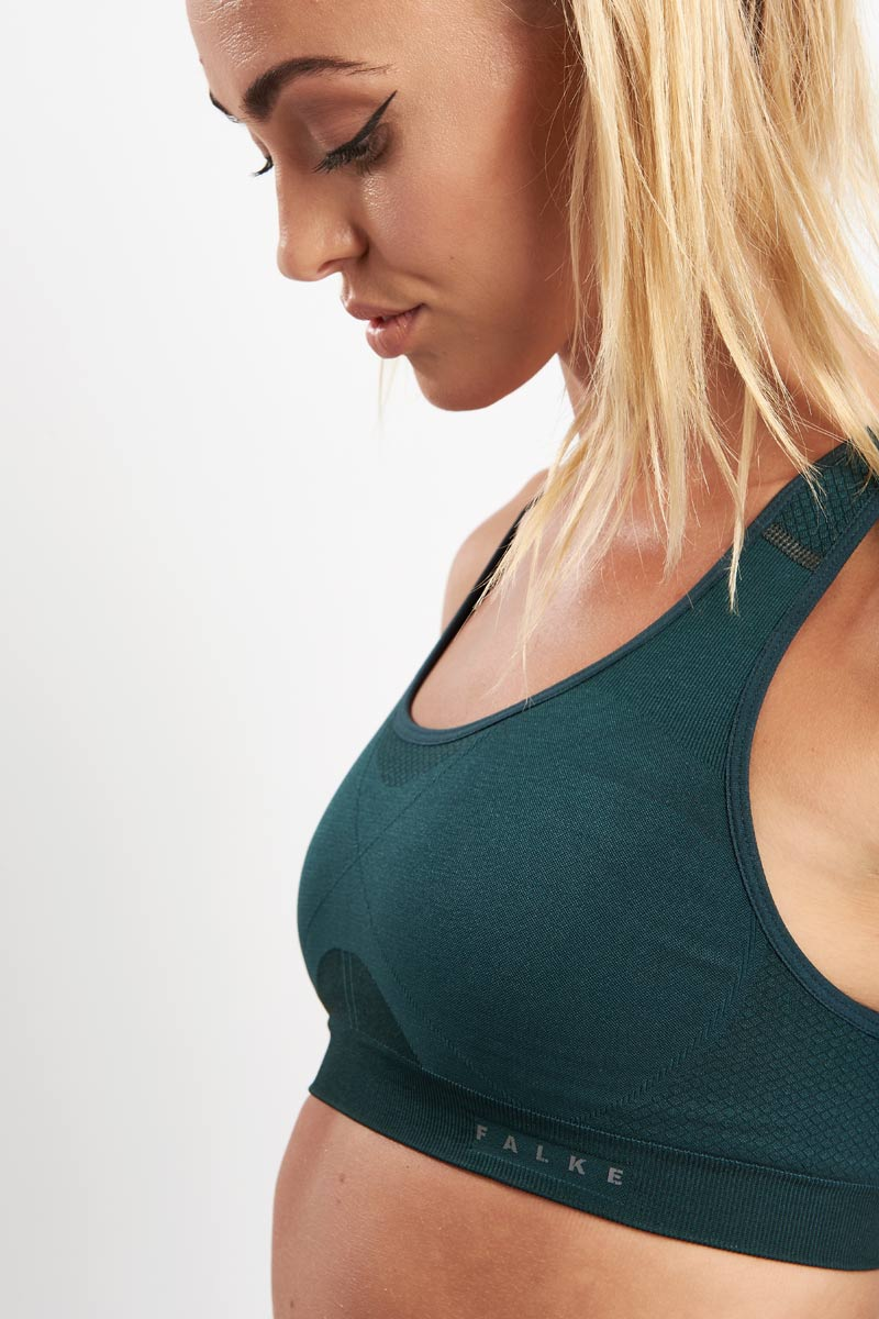 Falke Bra Top Low Madison Holly image 3 - The Sports Edit