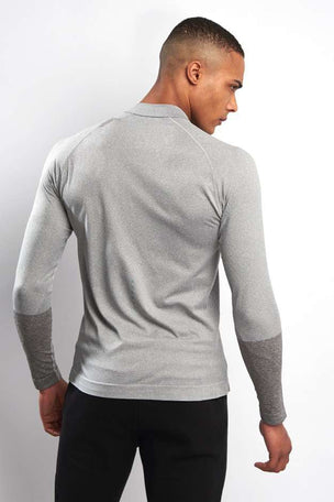 Falke Zip-up Long Sleeve Running Top image 2 - The Sports Edit
