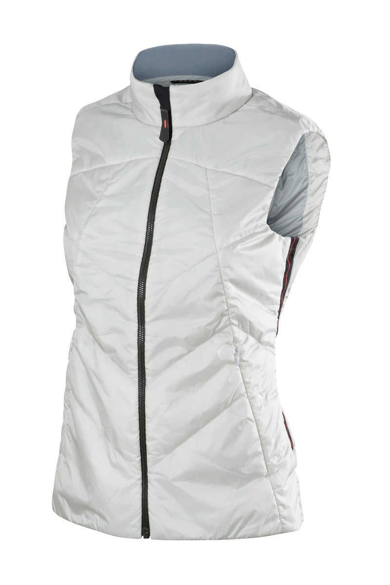 Falke Insulated Vest Clean Slate image 5 - The Sports Edit