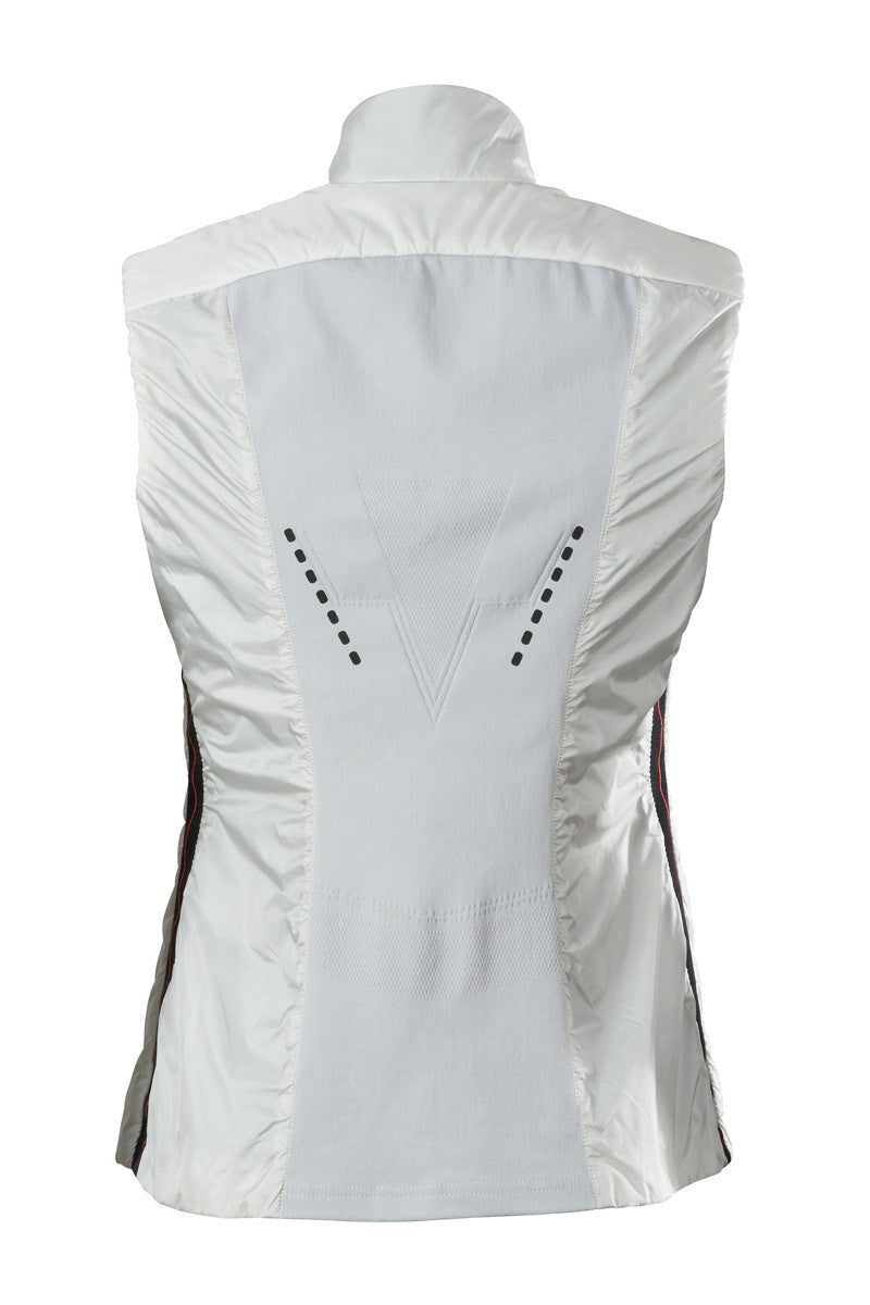 Falke Insulated Vest Clean Slate image 6 - The Sports Edit