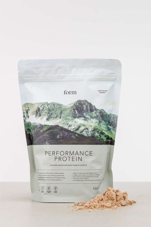 Form Nutrition Performance Protein - Chocolate Peanut image 2 - The Sports Edit
