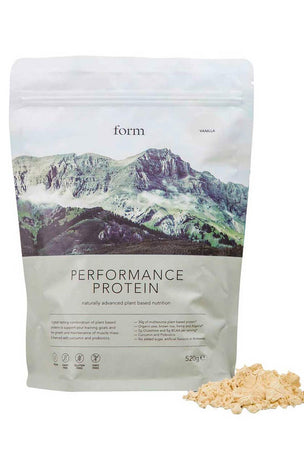 Form Nutrition Performance Protein - Vanilla image 1 - The Sports Edit