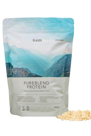 Form Nutrition Pureblend Protein - Unflavoured image 1 - The Sports Edit