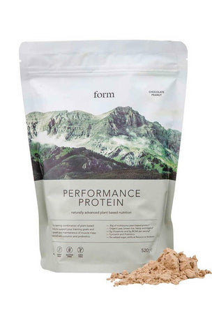 Form Nutrition Performance Protein - Chocolate Peanut image 1 - The Sports Edit