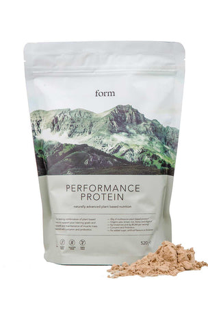 Form Nutrition Performance Protein - Tiramisu image 1 - The Sports Edit