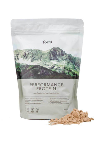 Form Nutrition Performance Protein - Tiramisu image 2 - The Sports Edit
