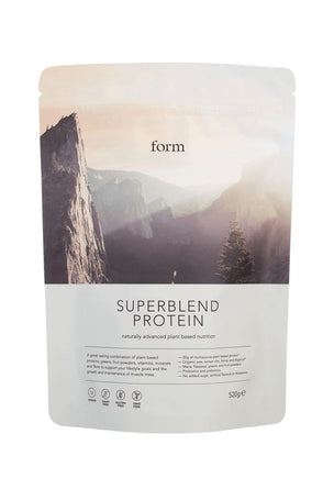 Form Nutrition Superblend Protein - Vanilla image 1 - The Sports Edit