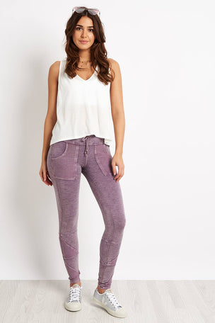 Free People Movement Kyoto Legging - Mauve image 4 - The Sports Edit