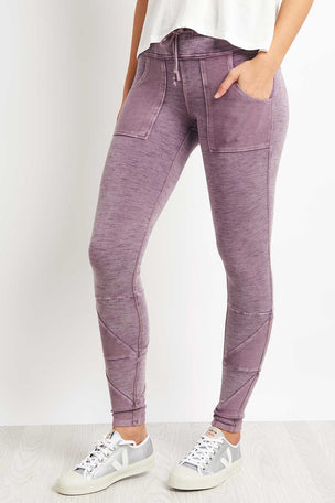 Free People Movement Kyoto Legging - Mauve image 1 - The Sports Edit