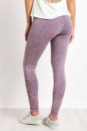Free People Movement Kyoto Legging - Mauve image 2 - The Sports Edit