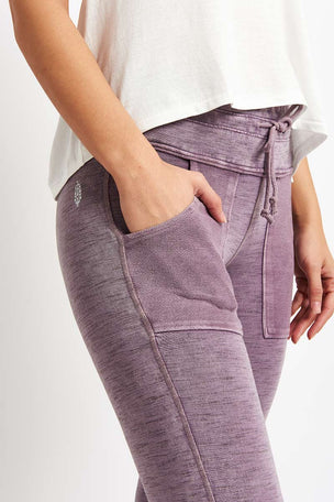 Free People Movement Kyoto Legging - Mauve image 3 - The Sports Edit