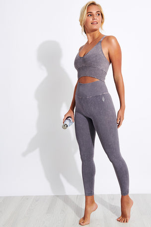 FP Movement Good Karma High Waist Leggings - Light Purple image 2 - The Sports Edit