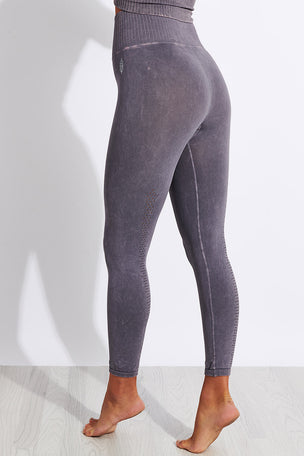 FP Movement Good Karma High Waist Leggings - Light Purple image 3 - The Sports Edit
