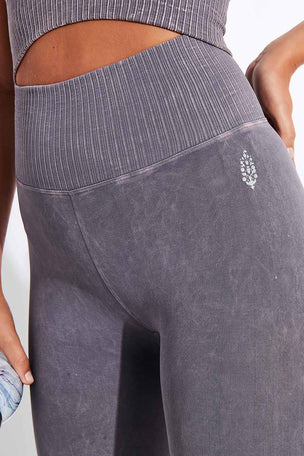FP Movement Good Karma High Waist Leggings - Light Purple image 4 - The Sports Edit