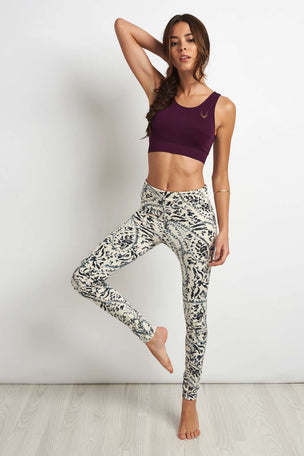 FP Movement Printed City Slicker Legging-Blue Combo image 4 - The Sports Edit