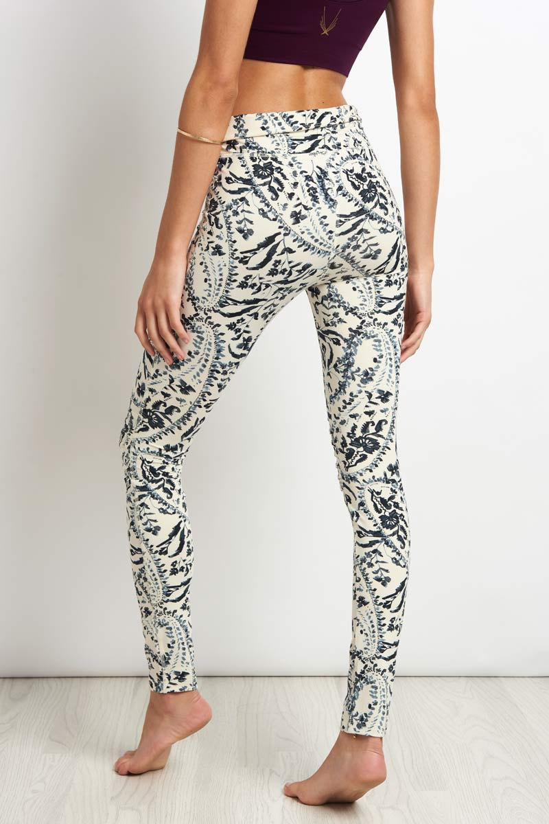 FP Movement Printed City Slicker Legging-Blue Combo image 2 - The Sports Edit